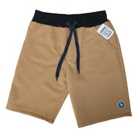 Bermuda Masculina Shorts Moletom - 3d