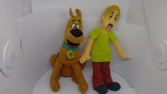Pelúcia Scooby Doo E Salchicha Mc Donalds