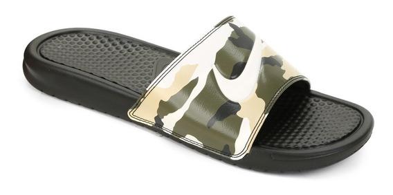 Chinelo Nike Benassi Jdi Print Masculino - Original