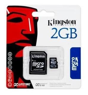 Cartão De Memoria 2gb Kingston