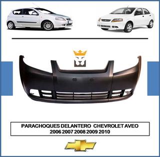 Parachoque Delantero Chevrolet Aveo 2006 2007 2008 2009 2010