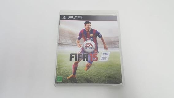 Jogo Fifa 15 - Ps3 - Original