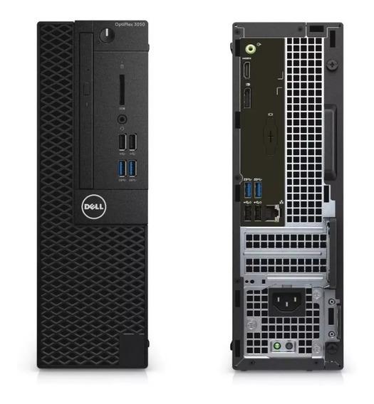 Dell Optiplex 3050 Sff I3-7100 4gb Hd 1tb Dvdrw