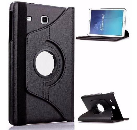 Capa Case Giratoria Samsung Galaxy Tab E 9.6´´t560 +pelicula
