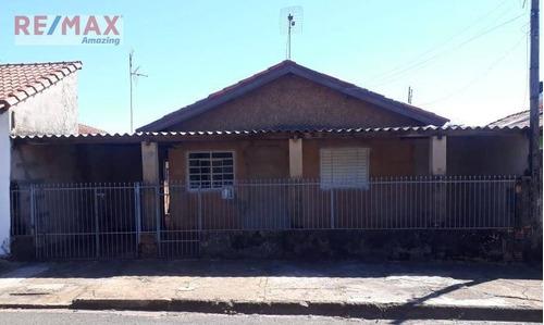 Imagem 1 de 15 de Casa Com 2 Dormitórios À Venda, 120 M² Por R$ 140.000,00 - Jardim Karina - Areiópolis/sp - Ca0082