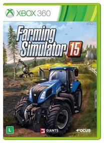 Farming Simulator 15-xbox 360-midia Digital