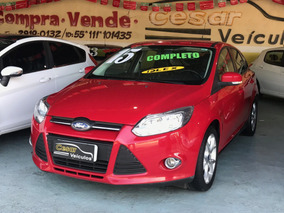 Ford Focus 1.6 Se Flex 2015 Completo