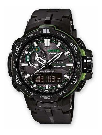 Reloj Protrek Hombre Negro Prw-6000y-1adr