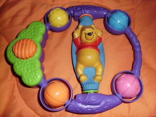 Sonajero Pooh Con Melodias