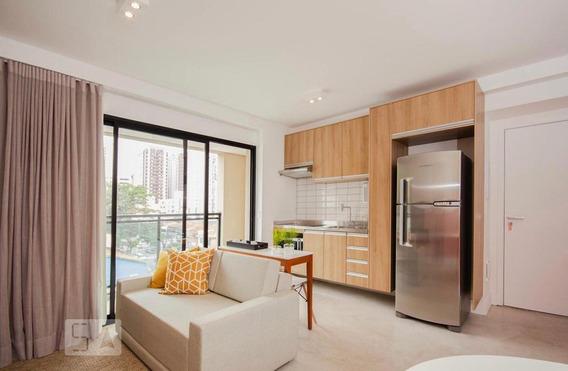 Apartamento Para Aluguel - Brooklin, 2 Quartos, 90 - 893094816