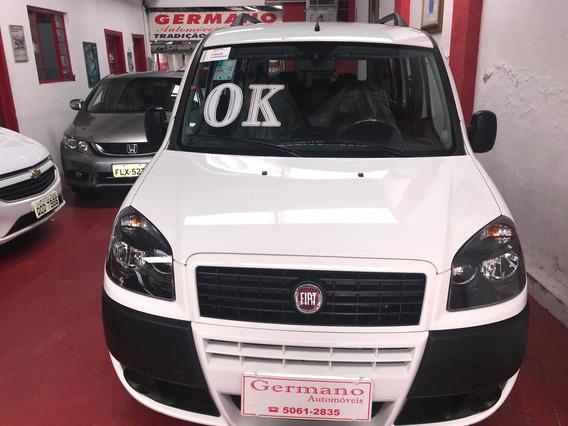 Fiat Doblo 1.8 16v Essence 7l Flex 5p 19/20 ** Zero Km **