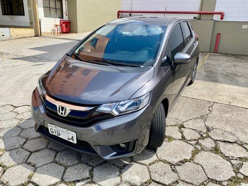 Honda Fit Blindado