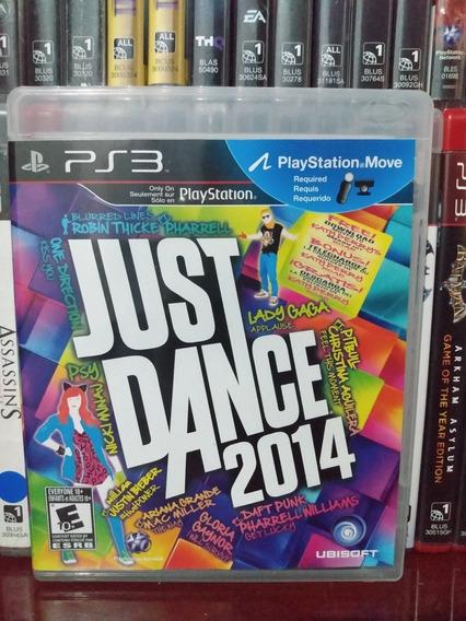 Just Dance 2014 Original Ps3 | Parcelamento Sem Juros