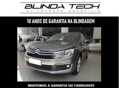 Citroën C4 Lounge 1.6 Thp Flex Feel Bva