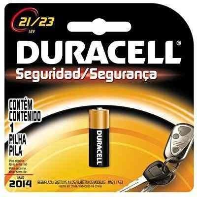 Pilha Alcalina Mn21-b 12v 75071738 Duracell