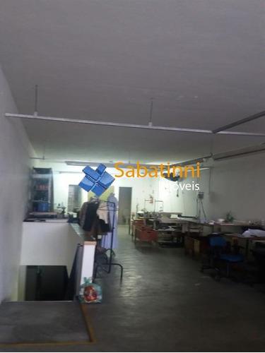 Imagem 1 de 11 de Galpão A Venda Em Sp Mooca - Gl00067 - 68862173
