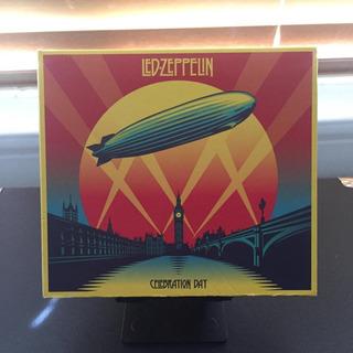 Oferta!!! Caja Led Zeppelin - Celebration Day.