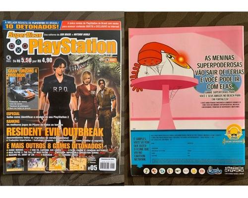 Revista Superdicas Playstation Número 5