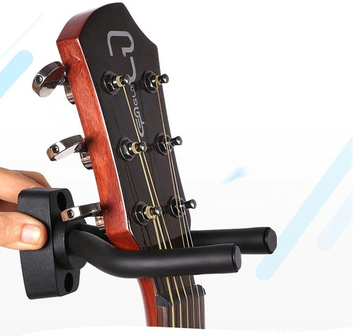 Soporte De Pared Para Guitarra Eléctrica Acústica Bajo