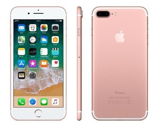 iPhone 7 Plus Apple Ios 11, Dupla Câmera Traseira, Resistent