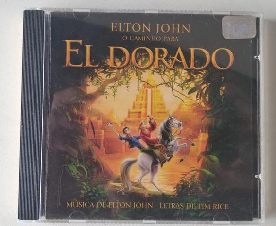 Cd Elton John - O Caminho Para Eldorado