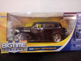 Miniatura Chevy Master Deluxe 1939