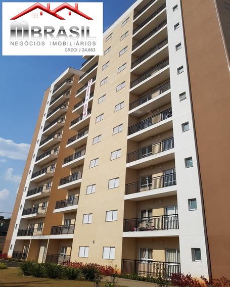Apartamento A Venda, Edifício Siena Capivari, Sp - Ap00545 - 32804231