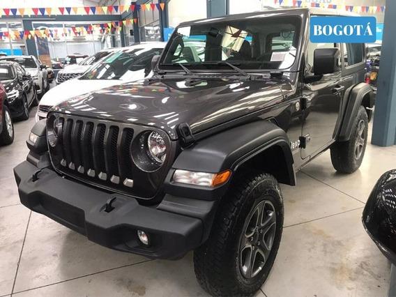 Jeep Wrangler Sport Jl 3.6 4x4 Aut 1c4hjxag9kw673230