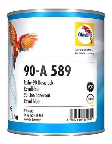 Glasurit Linea 90 Basico A 927 Negro Transparente  0,5 L