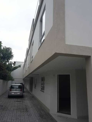 Casa Em Condomínio-à Venda-tanque-rio De Janeiro - Pecn30020