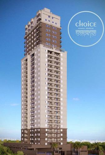 Imagem 1 de 29 de Studio Residencial Para Venda, Empresarial 18 Do Forte, Barueri - St6906. - St6906-inc