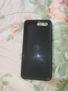 Capa De Celular Zenfone 4 (ze554kl) Preta Ante Queda
