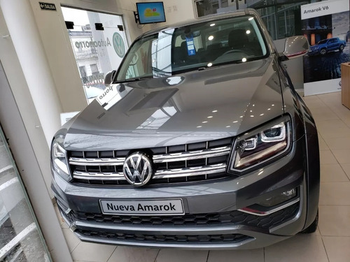 Volkswagen Amarok Highline 4x4 Automática 180cv 0 Km 2021 01