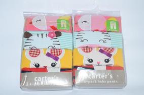 Kit 4 Calças Carters Carter