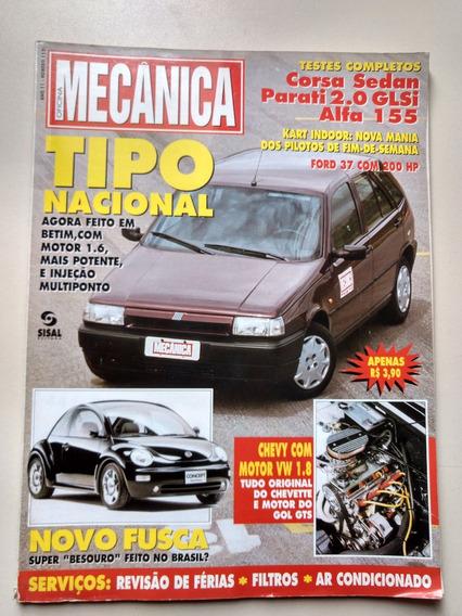 Revista Oficina Mecânica 112 Tipo Parati Corsa Chevy 024