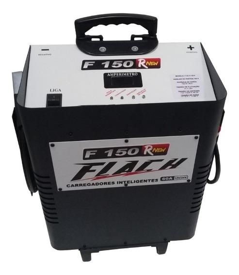 Carregador Inteligente Bateria(bivolt)flach F150rnew - 09554