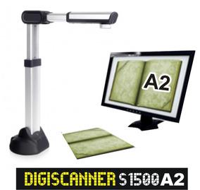 Scanner Planetário A2(42cm X 60cm) - Digiscanner S1800a2