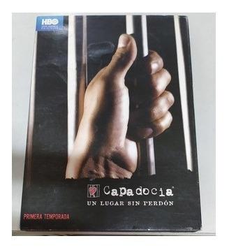 Imagen 1 de 3 de Capodocia Primera Temporada Dvd Nuevos