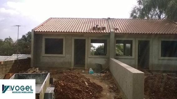 Casa Com 2 Dormitório(s) Localizado(a) No Bairro Vila Nova Em São Leopoldo / São Leopoldo - 32011631