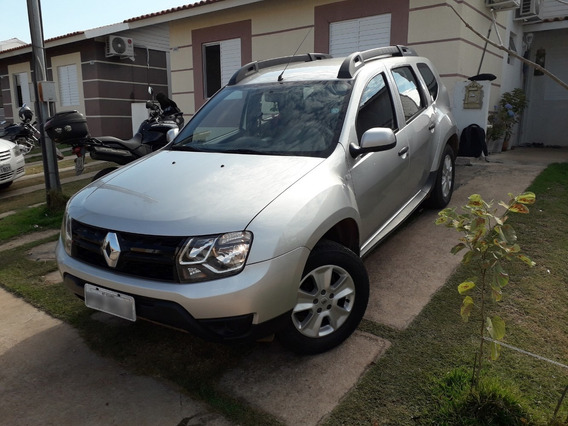 Duster 4x2 Flex 2016/2017 Prata