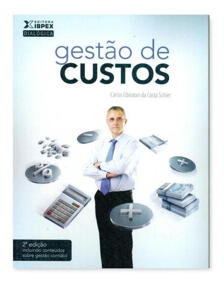 Livro - Gestão De Custos, Carlos Ubiratan