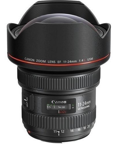 Canon Ef 11-24mm F/4l Usm Lente 11-24 # 9520b002
