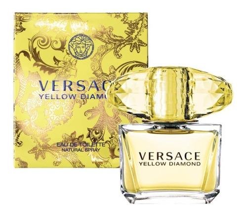 Imagen 1 de 4 de Versace Yellow Diamond 90 Ml De Versace