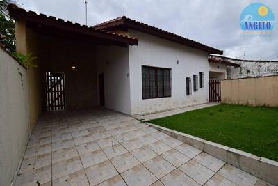 Casa No Bairro Turístico Em Peruíbe - 1597