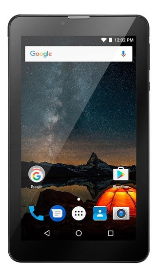 Tablet Wi-fi Multilaser 8gb, Quadcore, 1gb Ram, Android 7.1