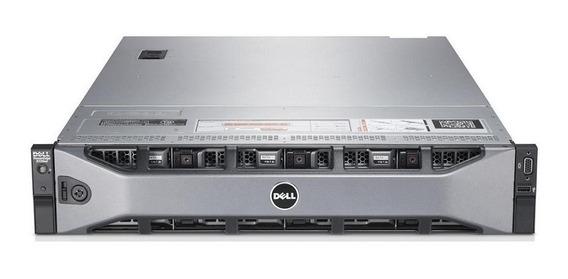 Servidor Dell Poweredge R710 2 Xeon Quadcore S/ Hd 4 Gavetas