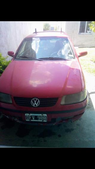 Volkswagen Saveiro Sd 1.9 Diesel