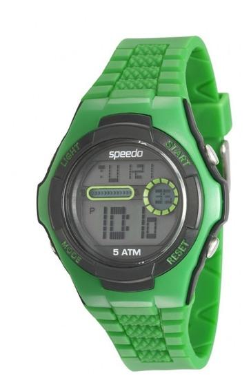 Relogio Infantil Digital Masculino Verde 81121g0evnp
