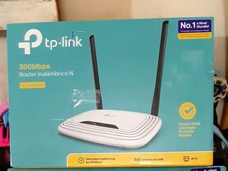 Router Tl-wr841n Nuevo Abierto Sólo Revisión Envío Gratis
