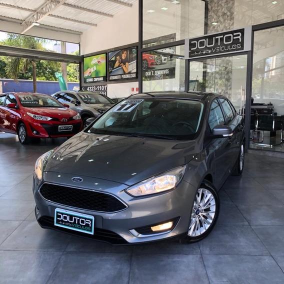 Ford Focus 2.0 Se Plus Fastback 16v Flex 4p 2016/ Focus 16